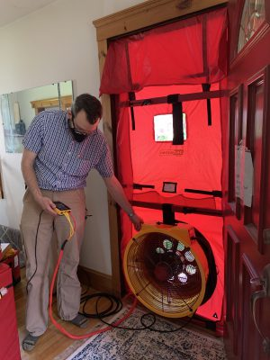 Northeastern University study of maintaining comfort while reducing emissions